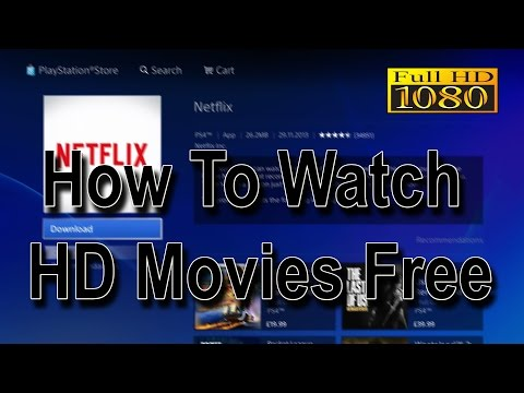 How to Watch FREE HD Movies On PS4 & PS3 (Better Than Netflix)
