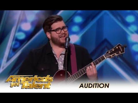 Noah Gothrie: 'Glee' Cast Member Has Got TALENT! | America's Got Talent 2018