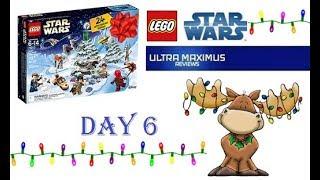 Day 6 Star Wars LEGO Advent Calendar (2018)