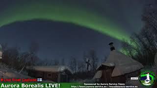 Aurora Borealis Live Stream Highlights 3.3.2018