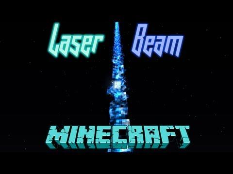 Minecraft - Vanilla Laser Beam (25,000 Sub Special!)
