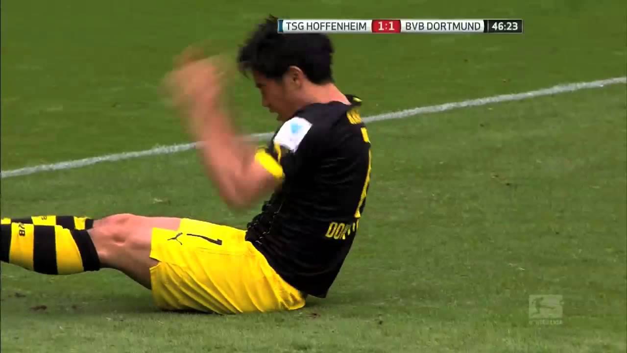 1899 Hoffenheim vs. Borussia Dortmund