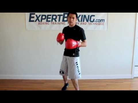 Boxing Footwork Technique #2 - Pivot