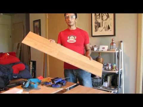 How to Install a Wood Floor on top of Carpet