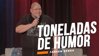 TONELADAS de HUMOR - Especial de Comédia - Jansen Serra