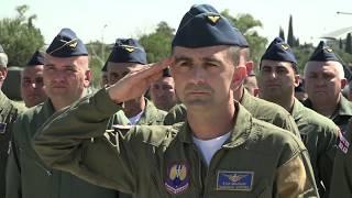 თავდაცვის მინისტრმა სამხედრო მფრინავებს პროფესიული დღე მიულოცა