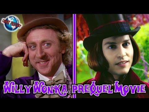 Willy Wonka Prequel Movie - Orbit Report