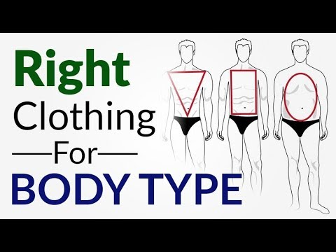 Essential Clothing For YOUR Body Type | 3 Menswear Pieces Look Amazing on Skinny Large Muscular Men