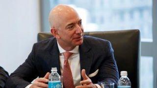 Download President Trump vs Amazon CEO Jeff Bezos Video