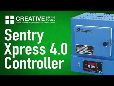 Kiln Controller - Sentry Xpress 4.0