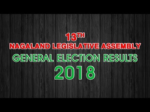 Nagaland General Election Results 2018