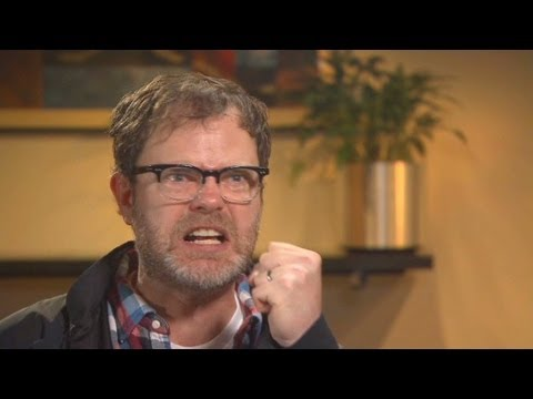 Rainn Wilson: 'The Office' had to end