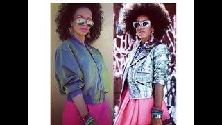 Celeb Style Challenge Episode 1: Solange Style