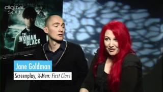 Download Jane Goldman 'we're keen to return for X-Men sequel' Video