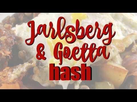 Jarlsberg & Goetta Hash