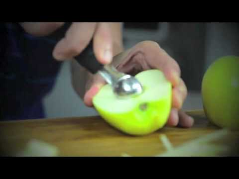 How to Peel and Core an Apple