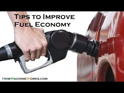How to improve fuel economy by 20%