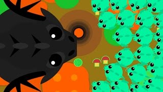 MOPE.IO BLACK DRAGON vs 900 DRAGONS!! // Epic Mope.io Gameplay (Mope.io Funny Moments)
