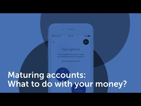 What to do with your money?