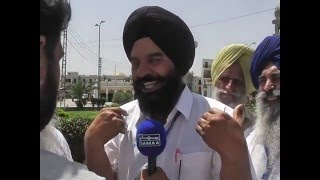 Indian Sikh Interview in Pakistan