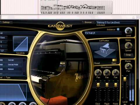Virtual Piano Face-Off: NI vs EWQL