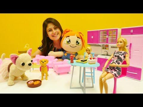 Xxx Mp4 Ayşe Loli Ve Lili Hamile Barbie'yi Ziyarete Gidiyorlar 3gp Sex