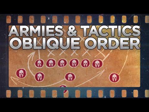 Armies and Tactics: Oblique Order