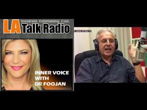 Enjoy the MIRACLE that we are - interview with Mohammad Navab by Dr. Foojan Zeine