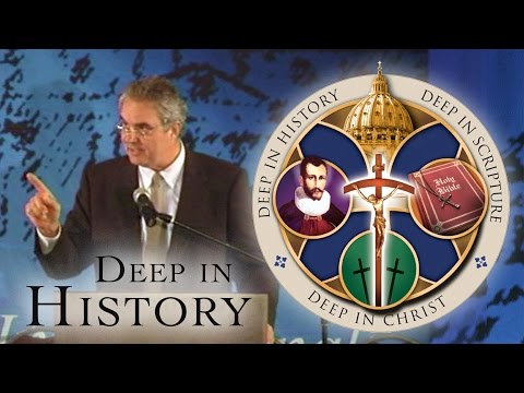 Henry the VIII - Marcus Grodi - Deep in History