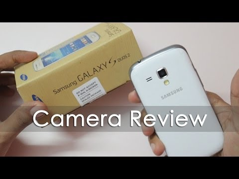 Galaxy S Duos 2  Camera Review with Sample Pictures & Videos