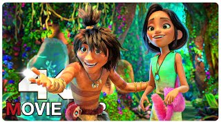 Croods Meets Bettermans Scene | THE CROODS 2 A NEW AGE (NEW 2020) Movie CLIP 4K