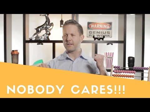 Why Nobody Care About Your Business Ideas
