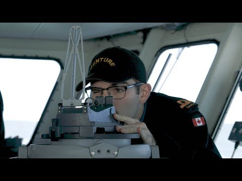CAF Story | From Law Student to Sailing the Seas