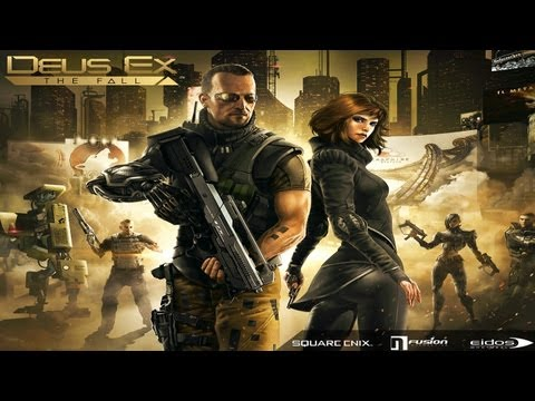 Deus Ex: The Fall - Universal - HD (Menu, Options, Tutorial, Game Center) Trailer