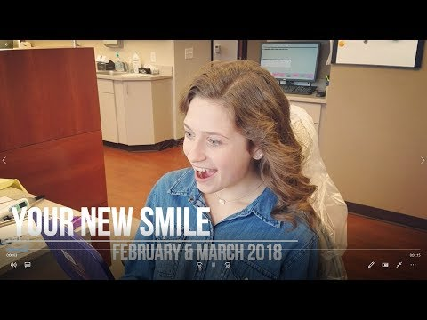 Braces off February & March 2018