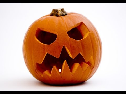 How To Carve A Pumpkin In Minutes Easy