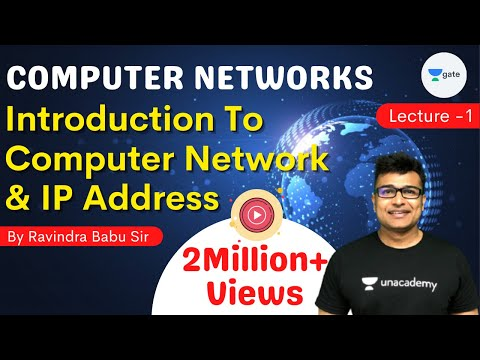 Computer Networks Lecture1,Introduction to Computer network and IP address