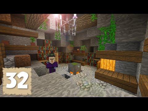A COZY DEN FOR URSULA!! - Survival Let's Play Ep. 32 - Minecraft 1.2.9