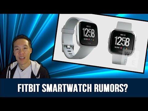 Nukem384 News: Fitbit Smartwatch Rumors?