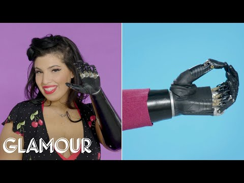 My Bionic Arm is Sexy As Hell | Glamour