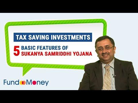 Tax Saving Investments, Sukanya Samriddhi Yojana