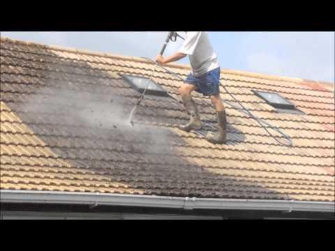 Roof cleaning uk, Kleen-slate ltd