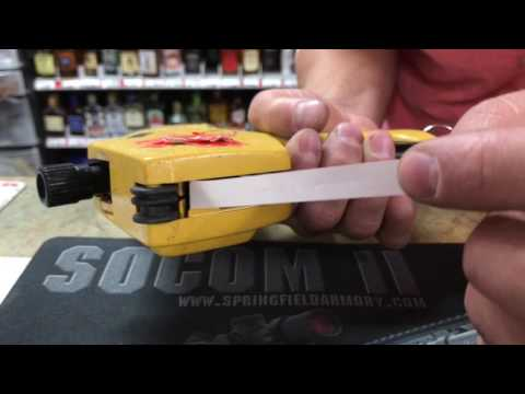 How To Correctly Load Monarch Pricing Gun Tips And Tricks Best Video - Part 1