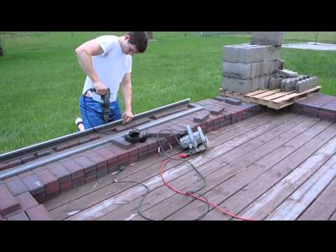 Cheap Long Lasting Paver Patio Edging