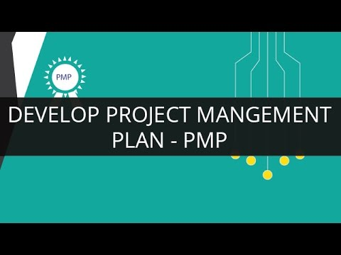 Develop Project Management Plan | PMP | Edureka