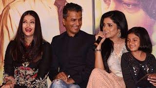 Aishwarya Rai At Marathi Movie Hrudayantar