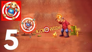 Download Kick the Buddy - walkthrough part 5 android HD 1080p Video