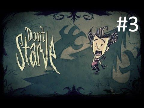 Don't Starve - Episode 3 - Treeeeeeeeeeeeeee!!!!!!!!