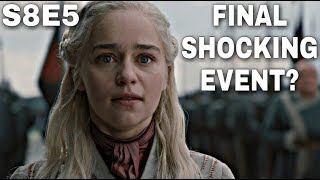 Download S8E5 Preview: The Bittersweet Ending? - Game of Thrones Season 8 Episode 5 Video
