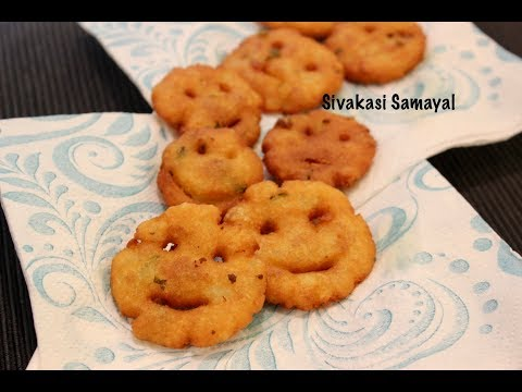 Potato Smileys / Easy homemade potato smileys / Sivakasi Samayal / Recipe - 475